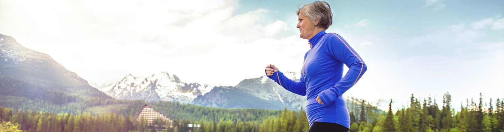 Should Seniors Return to Running After Hip Replacement?