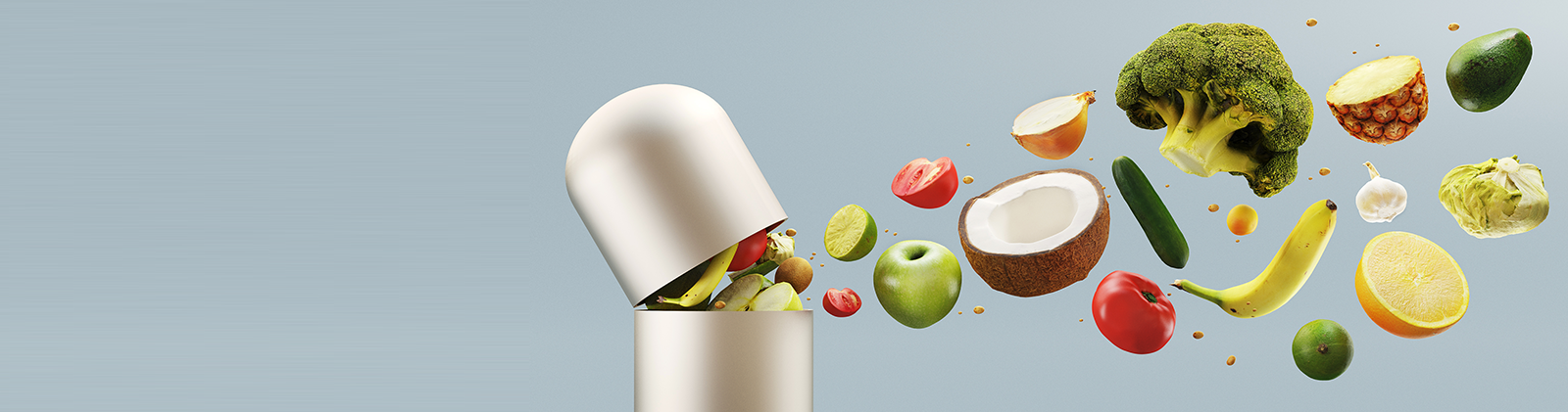 In Some Cases, the Right Foods MIGHT Be Better Than Medicine