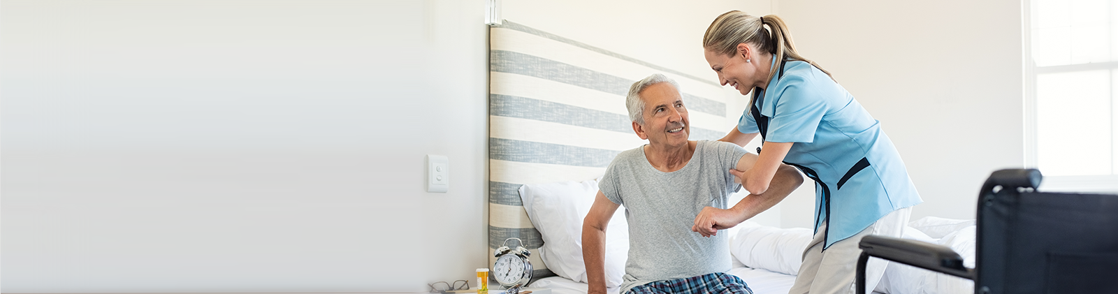 Older Adults with Joint Replacement Now Recovering at Home