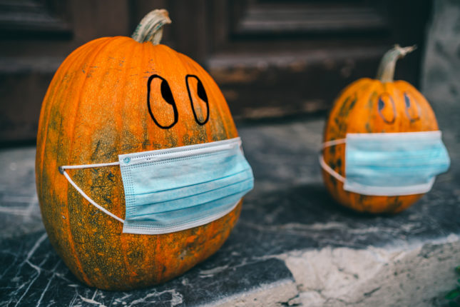 Safer Ways to Do Halloween in 2020